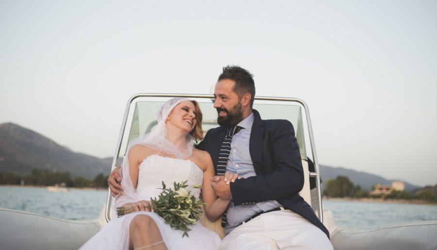 DIMITRIS XARITINI WEDDING IN SIVOTA